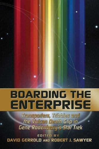 [Boarding the Enterprise]