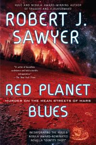 [Red Planet Blues US Cover]