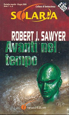 [FlashForward original Italian Cover Art]