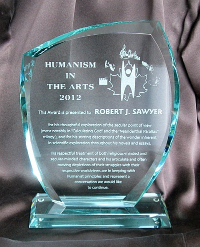 [Humanism in the Arts Award]