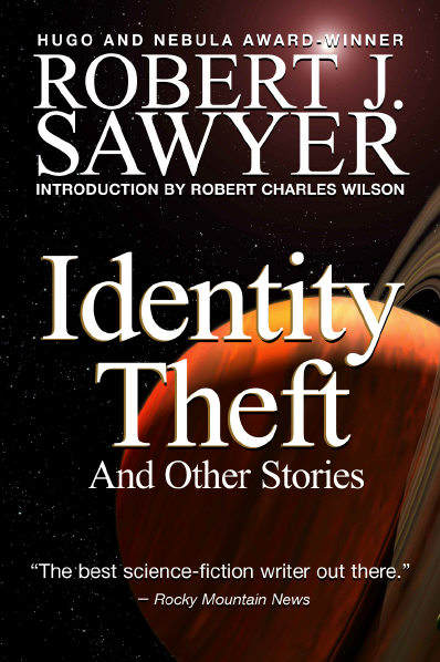 I Received Today Hot Off The Presses First Copies Of My New Short Story Collection Identity Theft And Other Stories Have To Say It Looks