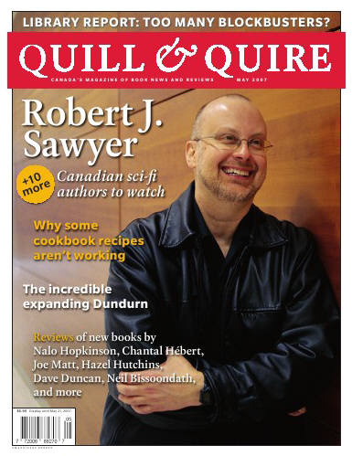 [Robert J. Sawyer on Quill & Quire]