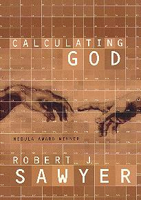 [Calculating God Hardcover Cover Art]