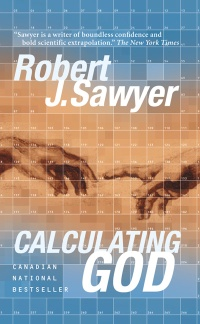 [Calculating God Paperback Cover Art]