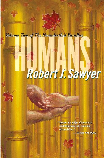 [Humans hardcover Cover Art]