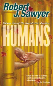 [Humans paperback Cover Art]